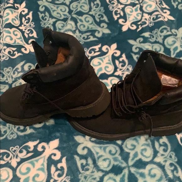 Timberland Shoes - Black timberland